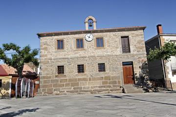 Ayuntamiento de Peñacaballera, Salamanca, España