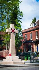 Bury St Edmunds war memorial, D Day