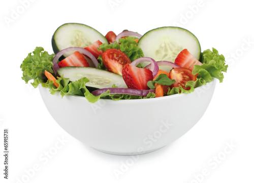 Aluminium Salade salad