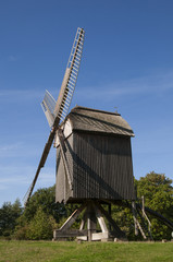 Wind mill ancient