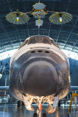 Chantilly-USA,VA - September, 26: The space Shuttle Discovery on