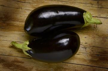 Solanum melongena Aubergine Melanzane Psianka podłużna