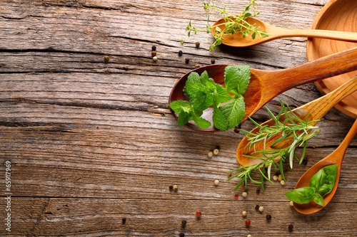 herbs and spice - 65917969
