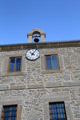 Reloj de campana, Peñacaballera, Salamanca, España