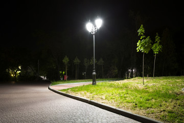 corner Night Park