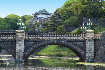 Imperial Palace, Japan