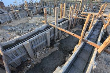 reinforcement metal framework