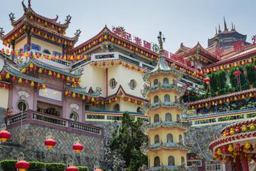 Kek Lok Si Tempel Georgetown Penang Malaysia