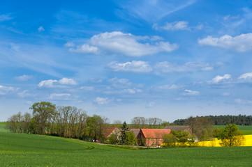 Bauernhof in Vorpommern