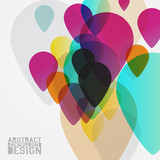 graphic design background, EPS 10
