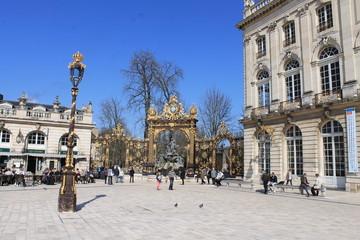 Place Stanilas à Nancy