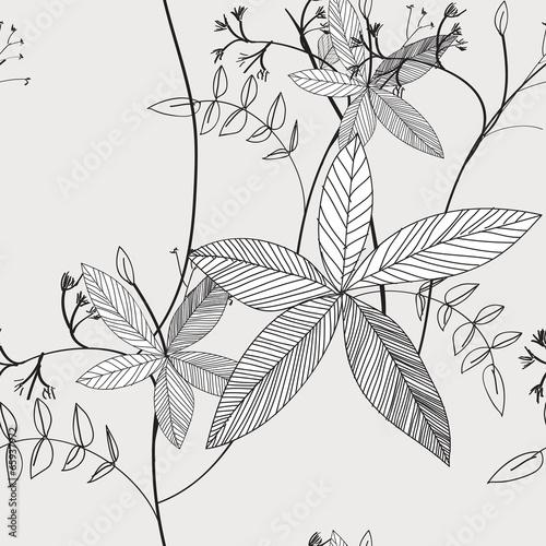 pattern floral seamless, EPS 10 © anat_tikker