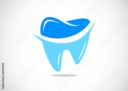 orthodontics sign branding corporate logo