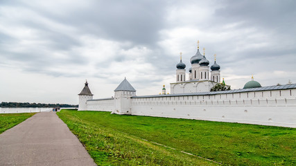 Zheltovodsky Makaryev Convent of the Holy Trinity. Russia
