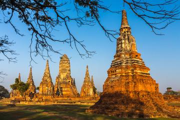 Wat Chaiwatthanaram, Temple in Ayutthaya
