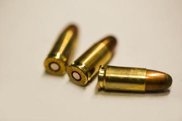 Patronen 9mm