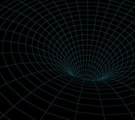 Wormhole model