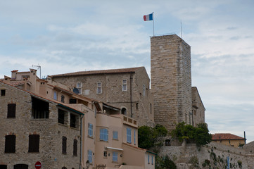 Grimaldi's Castle in Antibes