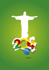 Remember Cameroon in Brazil 2014