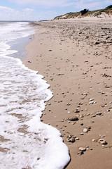 wasser, strand und dünen