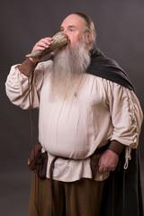Bauer im Mittelalter