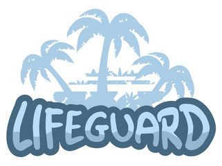 Lifeguard symbol