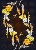 Bitki ( kompozisyon)  2 poster