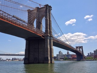 Brooklyn Bridge Totale