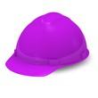 Violet helmet