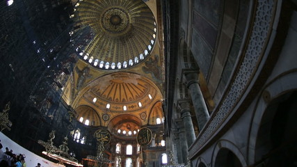 Hagia Sophia Church Mosque (Aya Sofya)