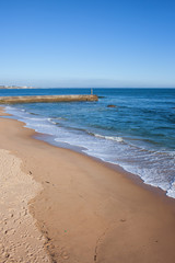 Sandy Beach in Portugal