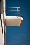 Bauhaus Balkon einzeln poster