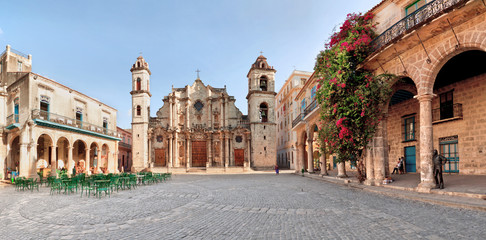 San Cristobal Cathedral, Cuba