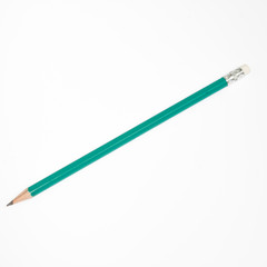 pencil isolated on white