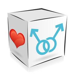 icon homosexuality