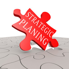 Strategic planning puzzle