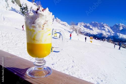 Bombardino in Italy slope - 65963351