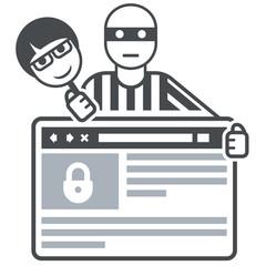 Internet hypocrite swindler - payment safety