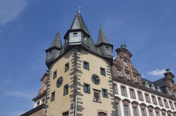 Historical building in Frankfurt