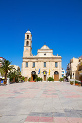 cathedral church, Chania, Crete