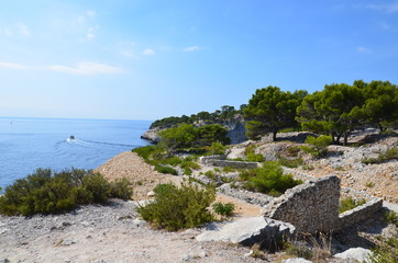 Presqu'île de Cassis