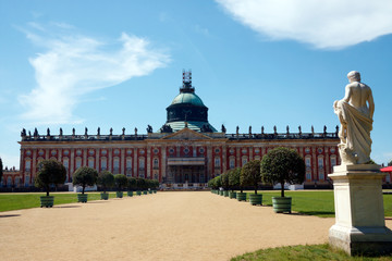 old palace potsdam