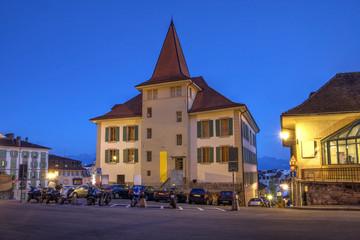 MUDAC, Lausanne, Switzerland