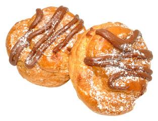 Fresh Cream Choux Pastry Buns