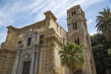 Church of Santa Maria dell'Ammiraglio in Palermo