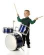 Happy Drummer Boy