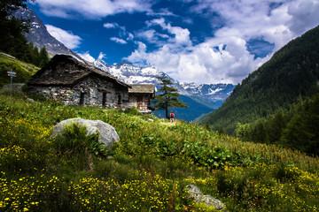 baite in Valtellina