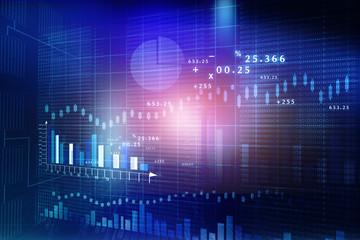 Stock Market Chart ..