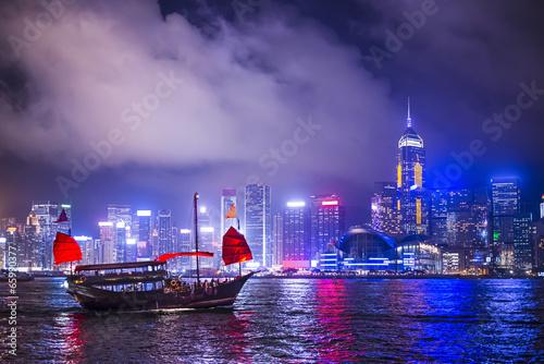 Poster Hong Kong, China