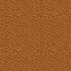 Leather seamless background